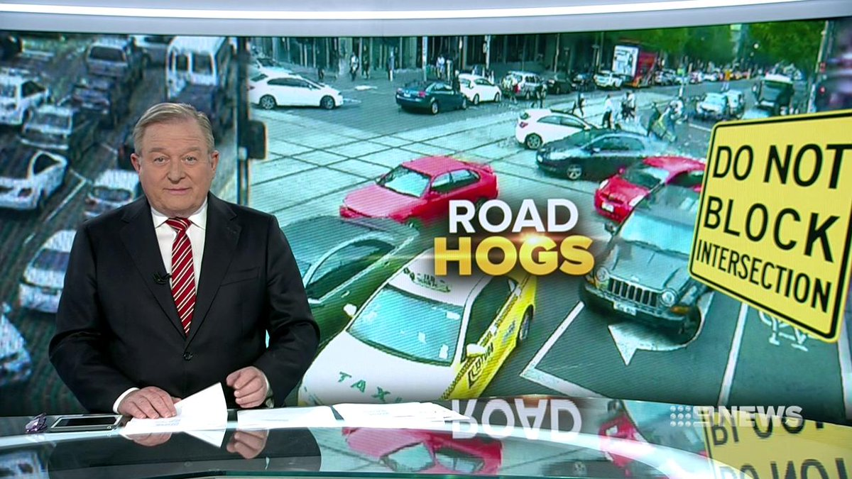 Image for the Tweet beginning: Drivers who hog the roads