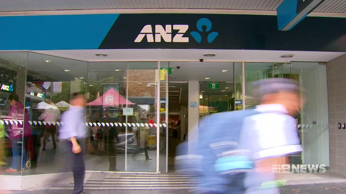 Image for the Tweet beginning: The ANZ has admitted it