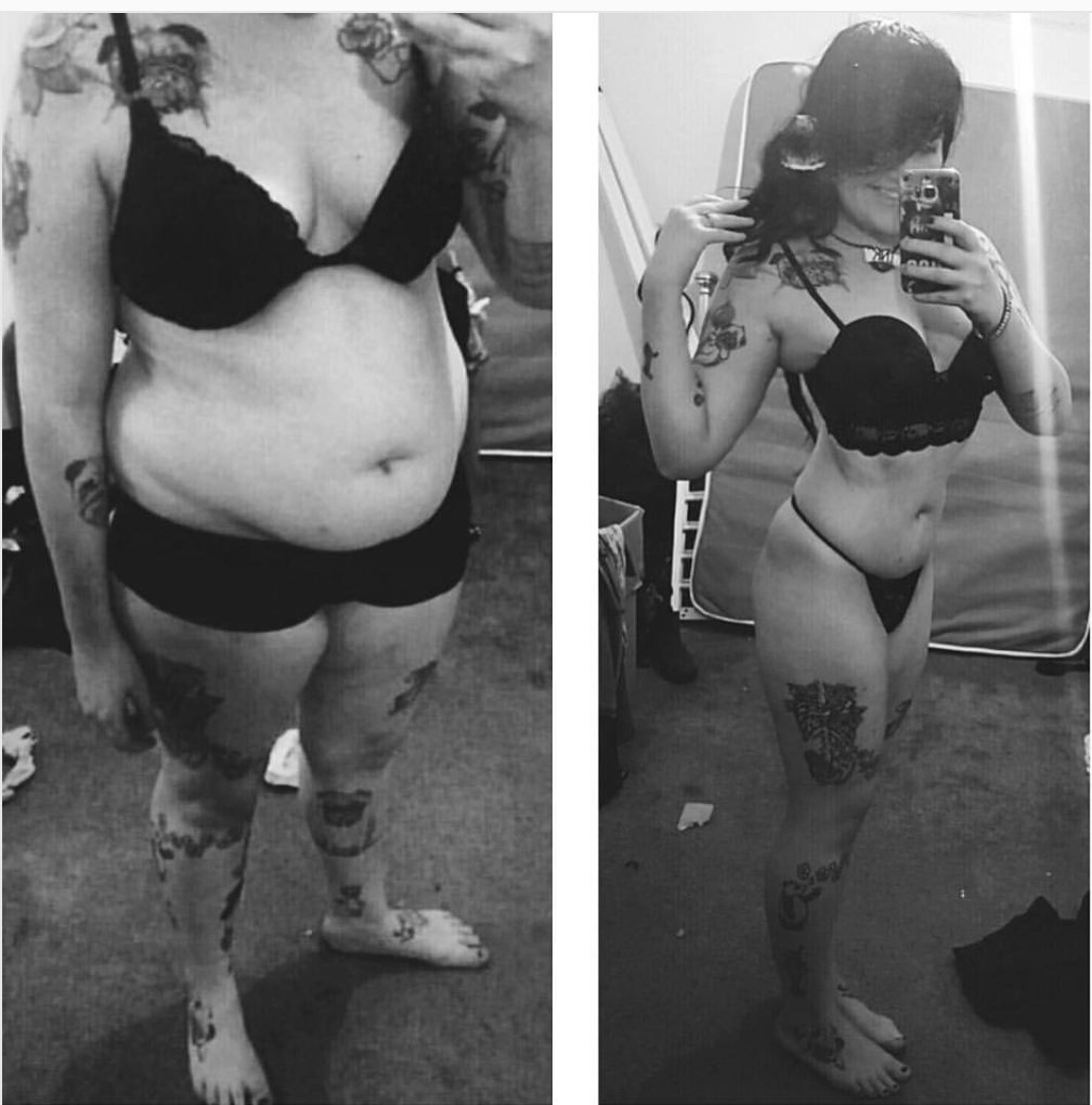Want to see how she did this? It's not easy but my god it works, and yes it's the same girl. Secret is here > https://t.co/IqDYm1mQmS