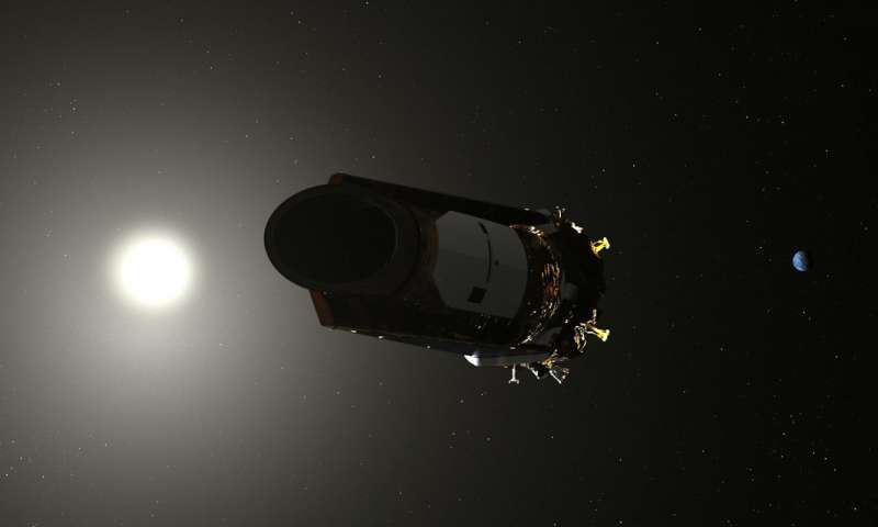 kepler spacecraft feature - 800×480