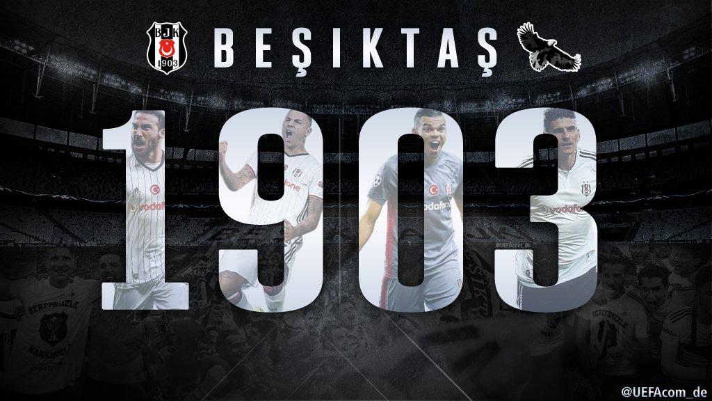 1⃣1⃣5⃣ - Happy Birthday, #Beşiktaş 🦅🎁🎂🎊🎉🇹🇷  #Beşiktaş115Yaşında