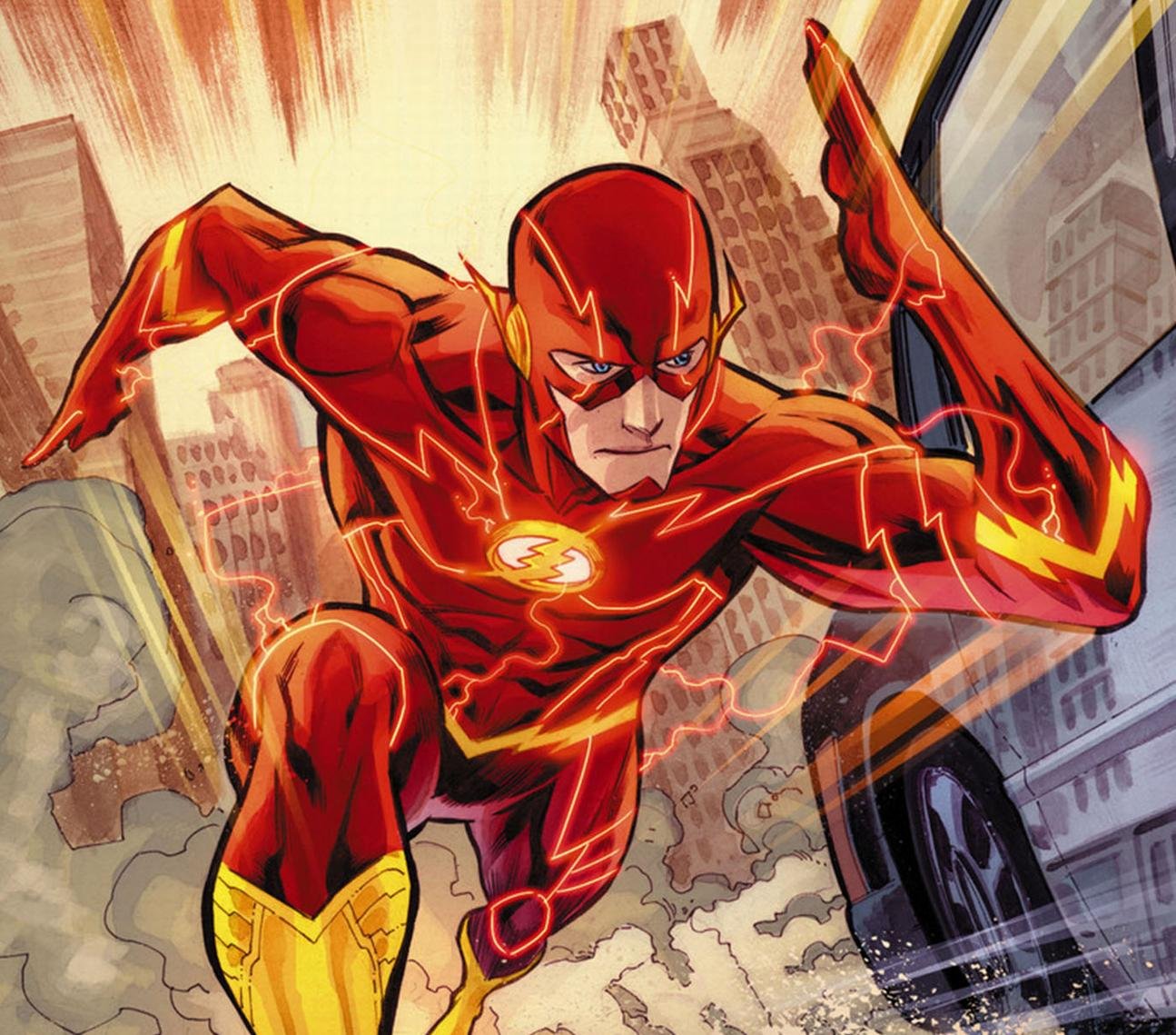 Happy #DCComics Birthday to Barry Allen AKA #The Flash, The Fastest Man Alive! https://t.co/MhvRLAAgYJ