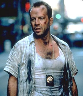 Happy birthday to the best movie cop EVER, and also to those of you who share a birthday with Bruce Willis today!