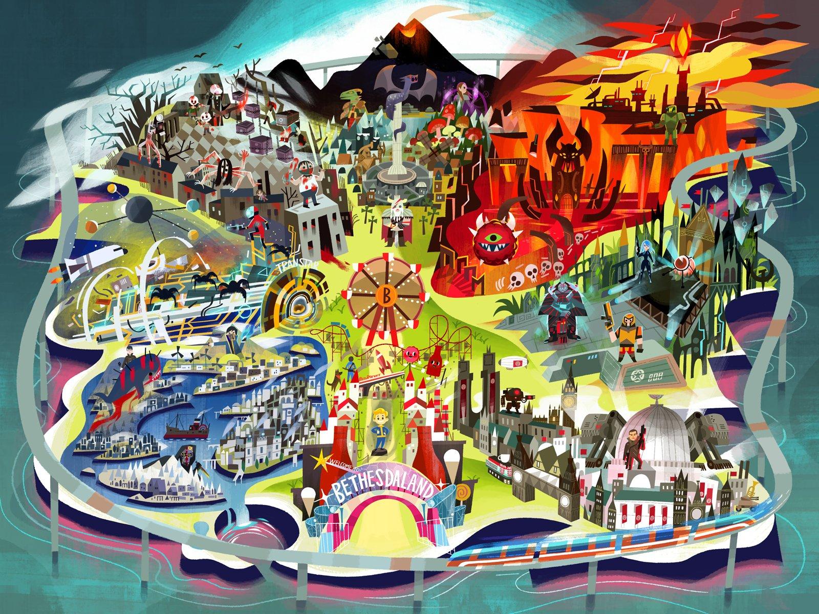 Les créations autour du jeu vidéo - Page 10 DYp69jLXkAAIYq0