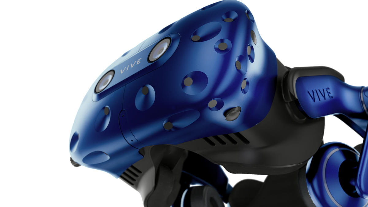 The HTC Vive gets a price drop, and a $799 high-end option for power users https://t.co/2vocHWciYz
