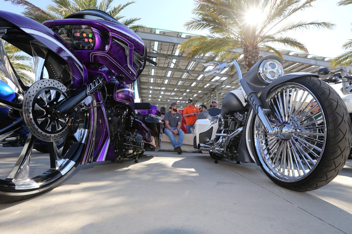 Did you visit us for #BikeWeek?   Let us know your feedback!