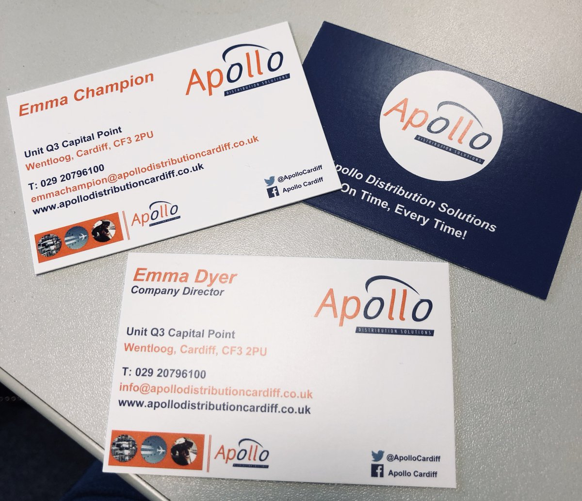 Apollo Distribution (@ApolloCardiff) | Twitter