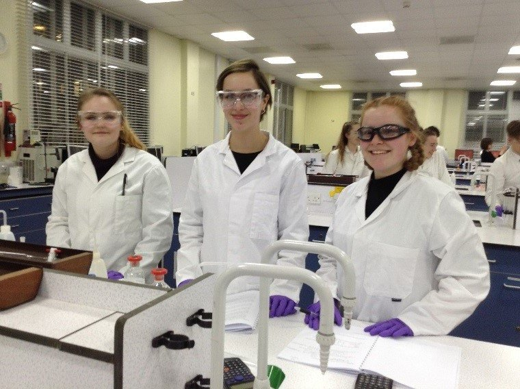 """Wilberforce College on Twitter: """"Our talented Chemistry students ..."""