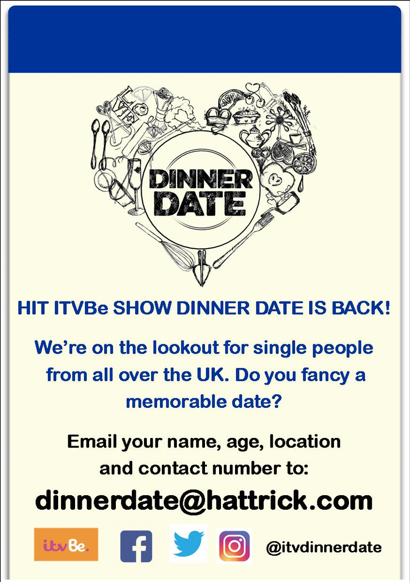 dinner date sign up