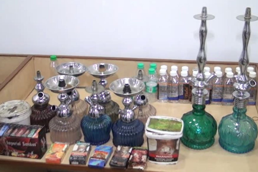 #BREAKING - Punjab government, led by CM Captain Amarinder Singh, decided to impose a permanent ban on hookah bars in the state instead of issuing temporary orders against them every two months.