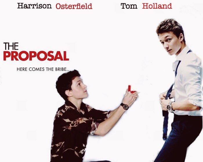 The Proposal แฮริสัน แต่งงานกับฉันเถอะ!...