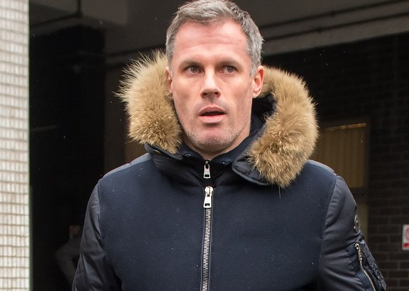 Jamie Carragher once peed on my feet claims top football journalist mirror.co.uk/sport/football…