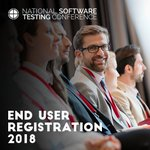#SoftwareTesting assets from the likes of @SG_CIB, @TPICAPplc, @CreditSuisse, @guardiannews, @JLR_News, @Wynham_Rentals, @teamthirdbridge, @Badoo, @reedcouk and @ElsevierConnect will be speaking at this year's #NationalTestConf - have you booked your place?https://t.co/6yxH3cAnn3