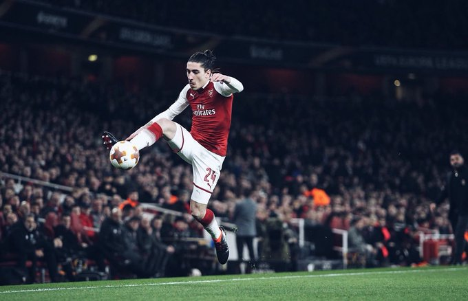 Happy birthday to our young defender Héctor Bellerín!
