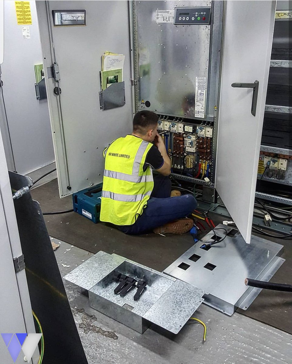 Nvwhite Limited On Twitter A New Ups Change Over Project Structured Wiring From 4 Units To 1 Lovely Slim Neat Great Effort By The Team And All That Was Involved In Nvwhiteltd Electrical Contractors