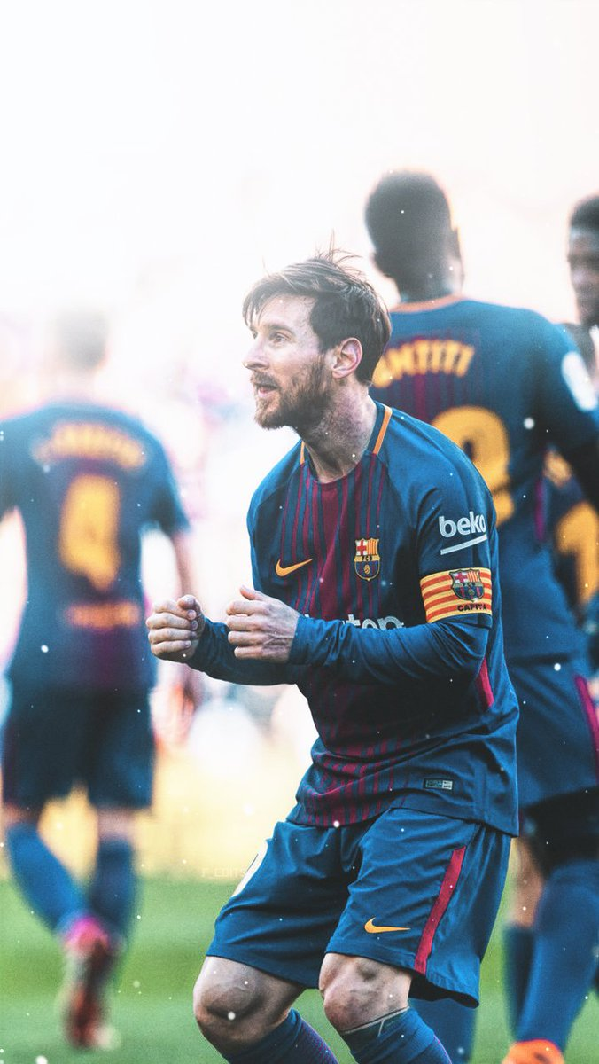 Mesqueunclub Gr Messi Celebration Mobile Wallpaper Hd