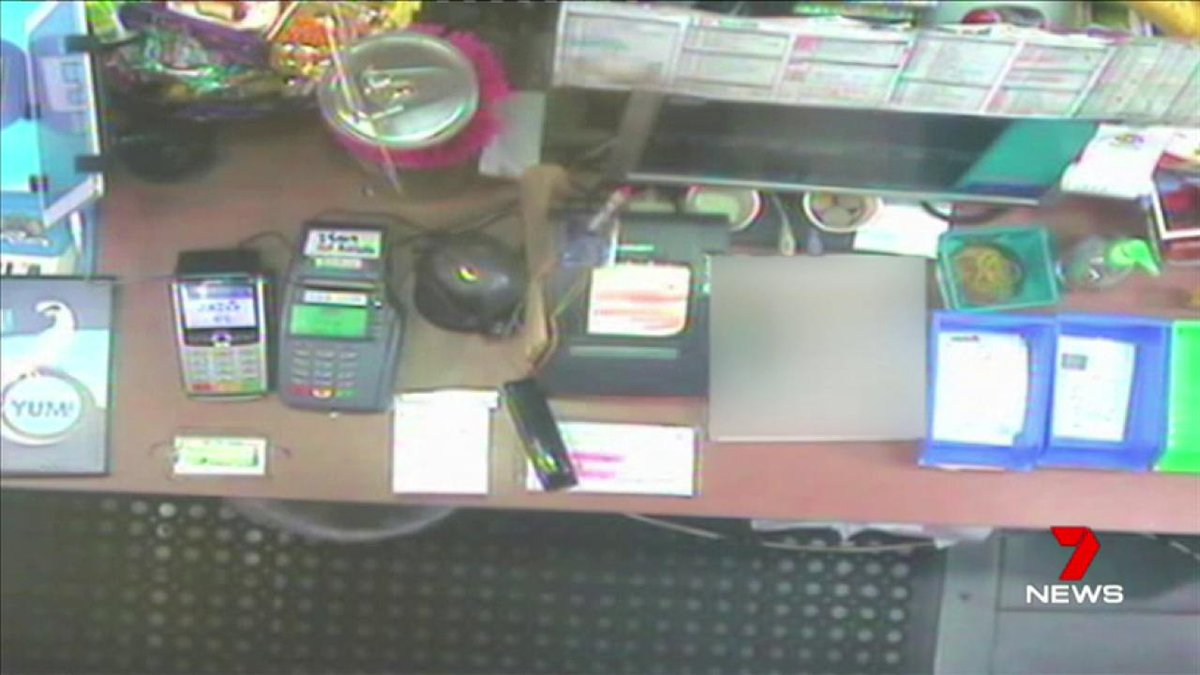 Image for the Tweet beginning: An Adelaide convenience store robbed