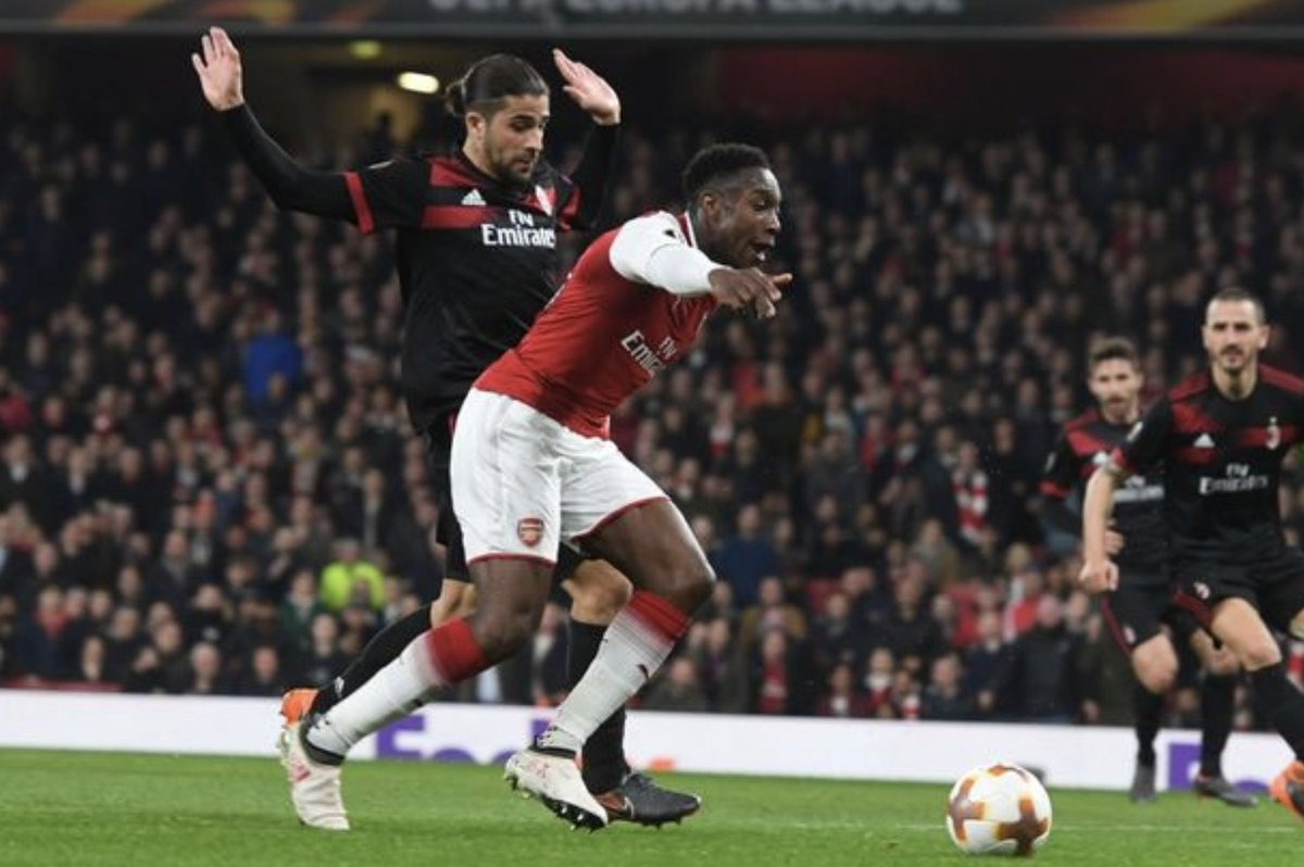 BREAKING: Arsenal's Danny Welbeck will not face retrospective action for his dive against AC Milan https://t.co/ILunYPvBUH