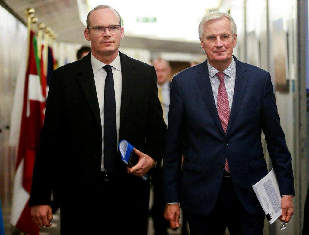 EU readies Brexit transition deal, Ireland seeks border assurance https://t.co/7NIAz7FEMp https://t.co/aiXX3hhyzp
