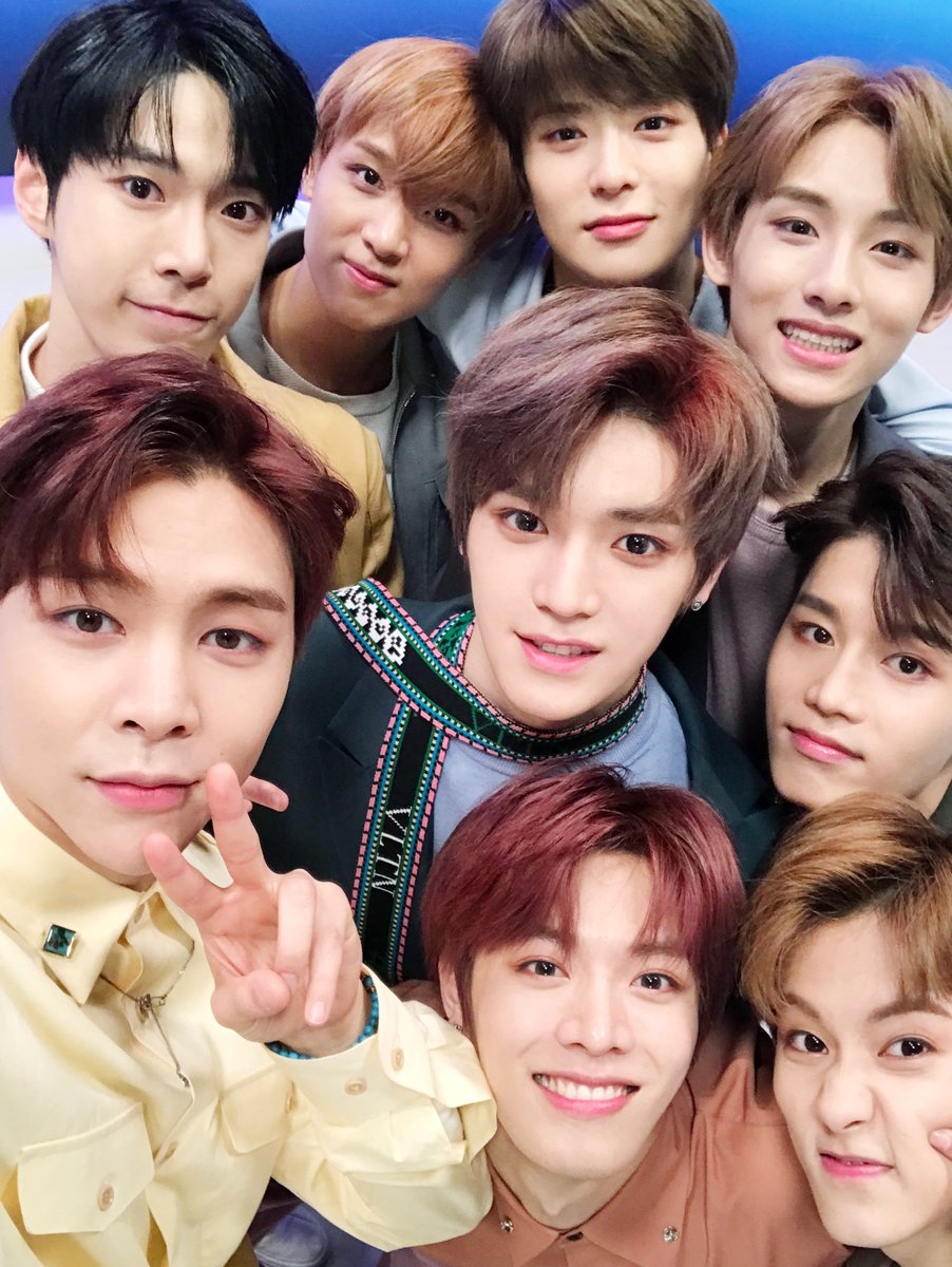🙌TOUCH! TOUCH!🙌  #NCT2018_EMPATHY  #NCT...