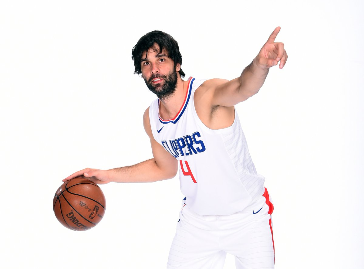 Join us in wishing @MilosTeodosic4 of the @LAClippers a HAPPY 31st BIRTHDAY!   #NBABDAY #ItTakesEverything