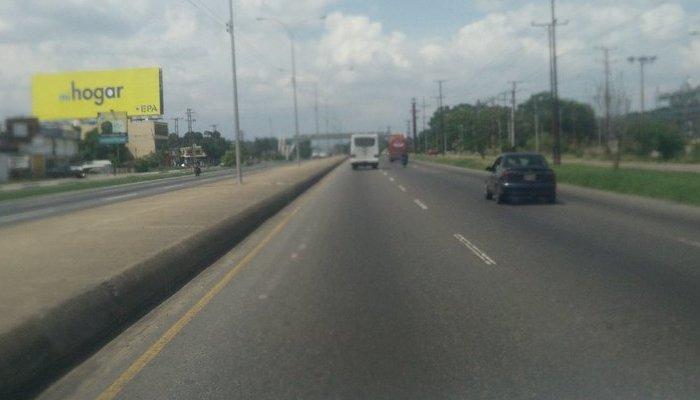 Carabobo: Despejada la autopista del Sur...