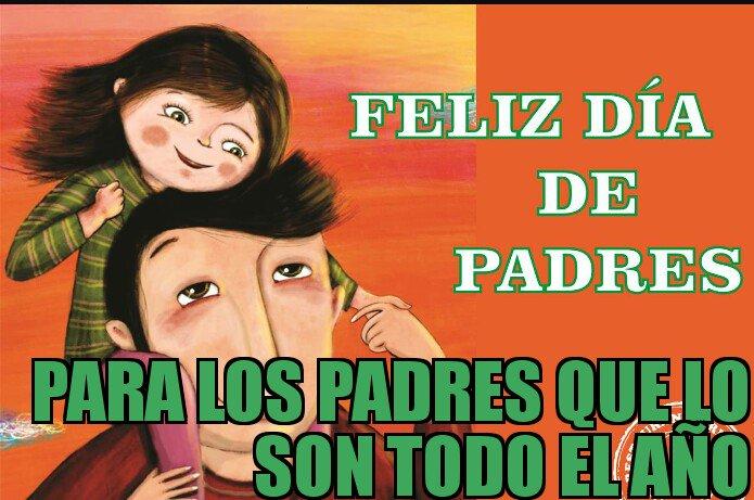 A mis compañeros de Twitter os deseo ¡¡¡FELIZ DÍA DEL PADRE!!!