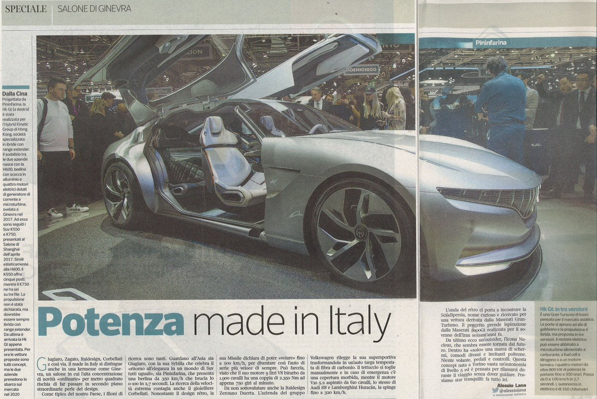 Pininfarina On Twitter When Italian Style Meets Power And Design - Mercato car show