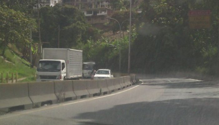 Aragua: Fluidez vehicular en la vía Las...