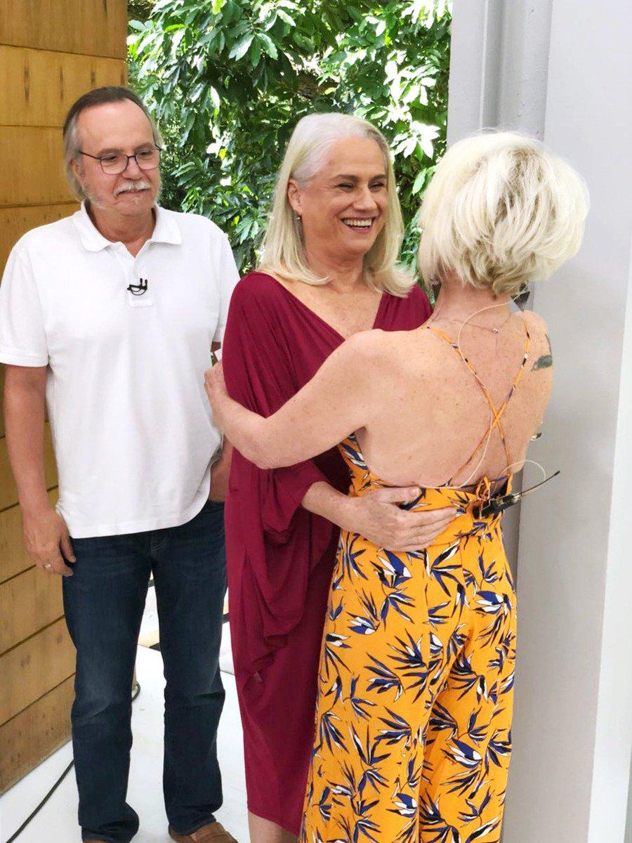 Muito talento reunido com Tato e Vera. S...
