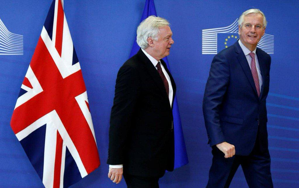 Amid Brexit deal talk, EU summons envoys, media https://t.co/ERogZjsG1q https://t.co/RUZY8JxilM