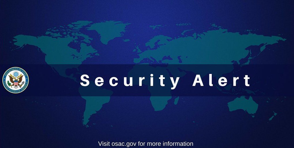 🇵🇰Security Alert from U. S. Consulate General Lahore #Pakistan regarding the Pakistan Super League cricket matches. Read the full alert here: https://t.co/QQSs5sw8Fy