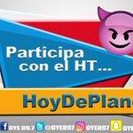 #HoyDePlano