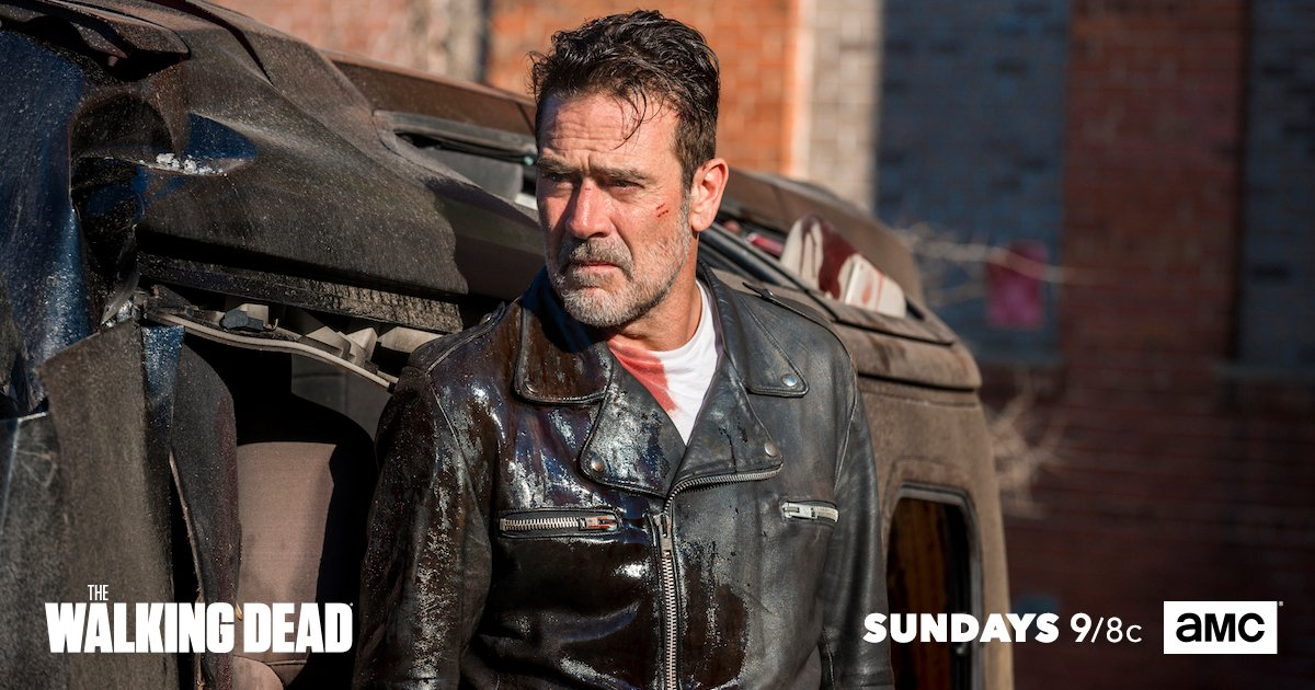 Will Negan see another day? Watch an all...