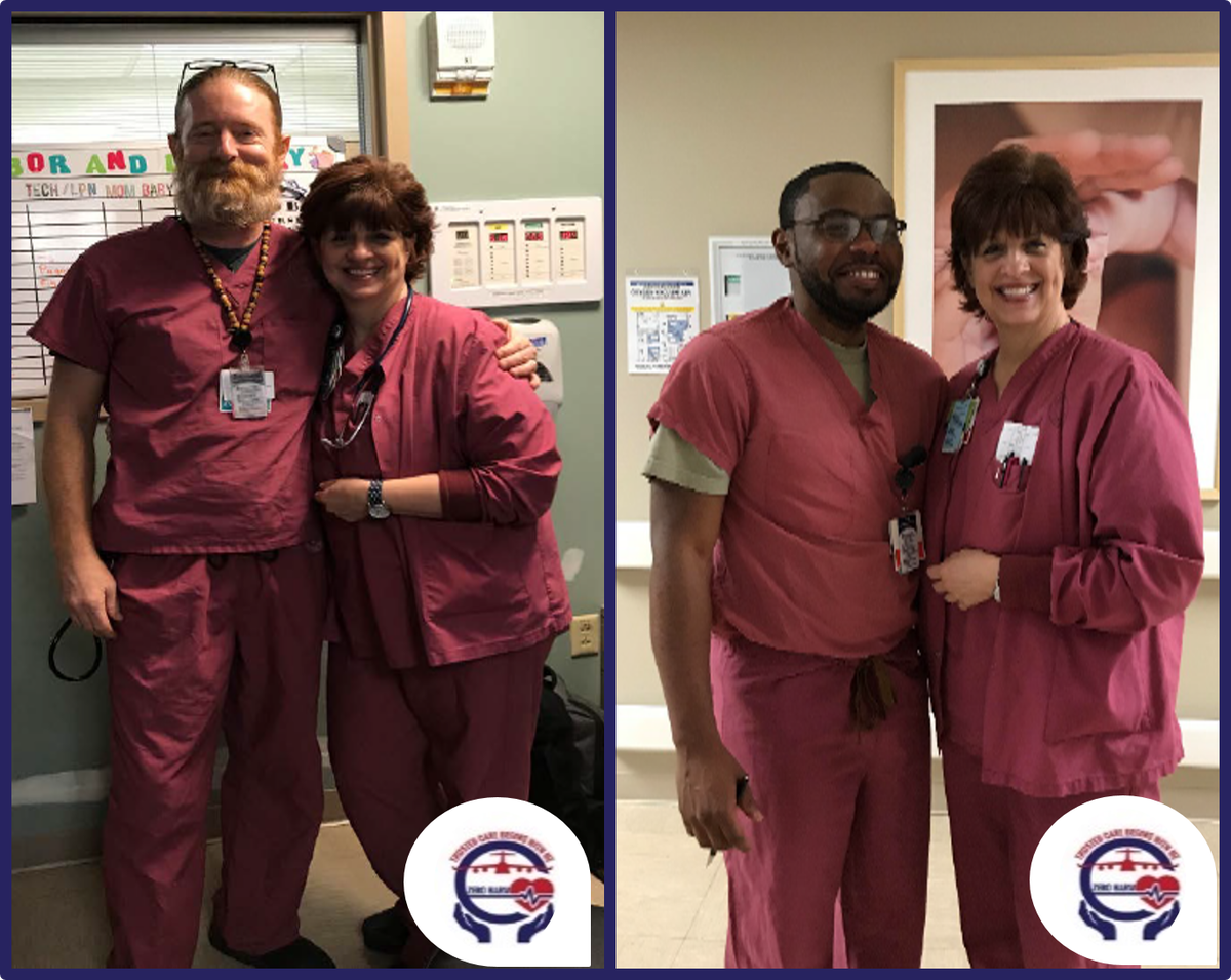 A Trusted Care Hero is not afraid to go the extra mile for their patients. This team fixed oxygen tube connections on infant warmers, and even went the extra step of training their entire staff on proper tubing procedures. Great job!  #TrustedCare #PatientSafety
