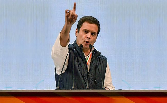 #Opinion: Rahul Gandhi's speech shows 'p...