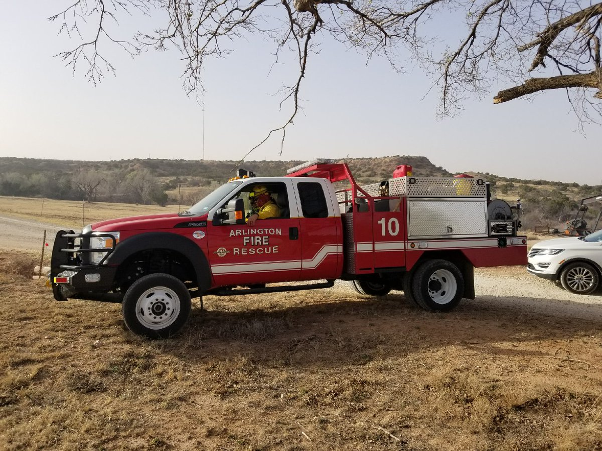 """Arlington Fire Dept. on Twitter: """"Arlington TIFMAS team deployed to the Texas Panhandle to assist with significant wildfires!… """""""