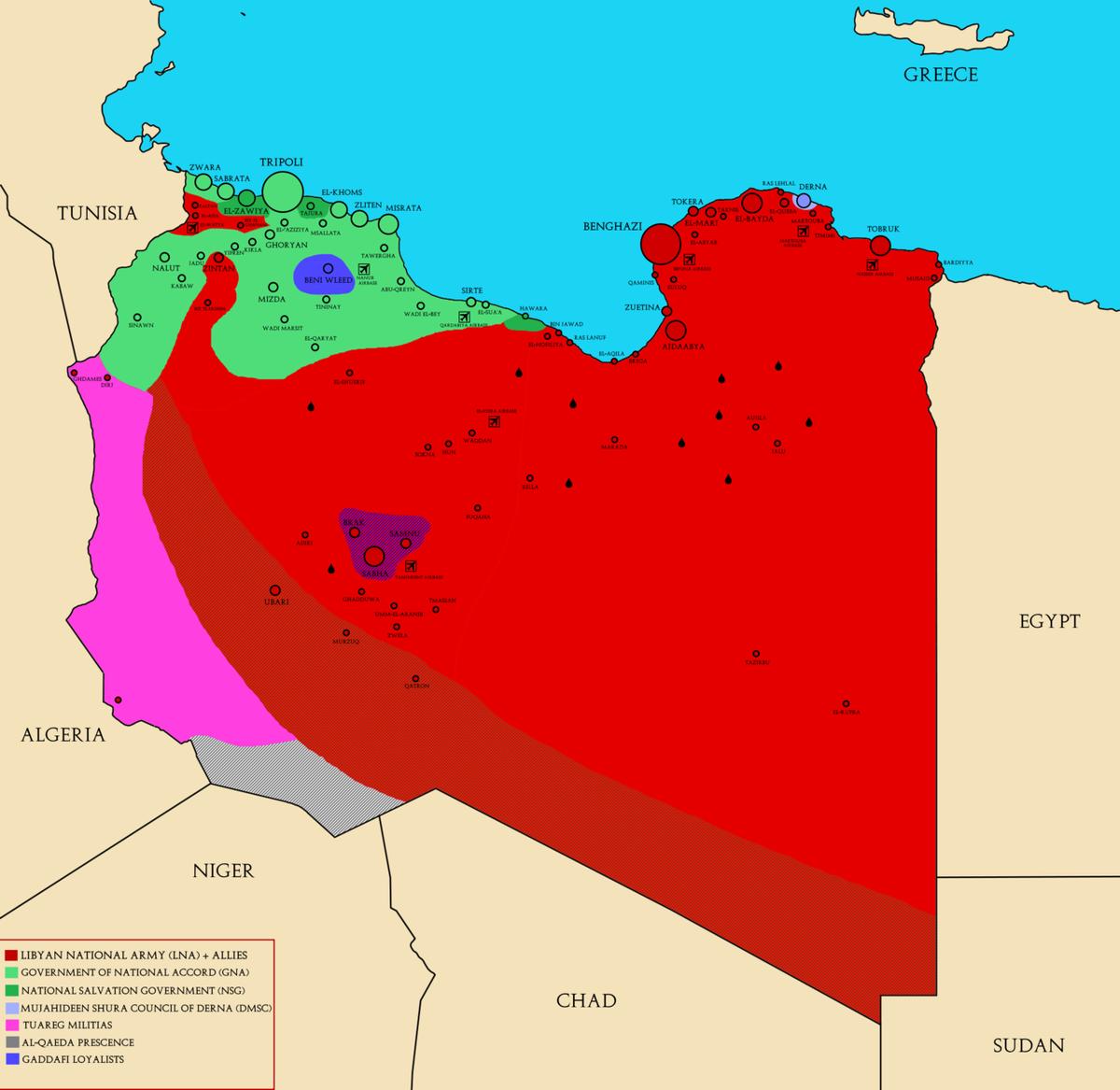 Syrien Karte Aktuell 2018.Syrische Armee Ruckt In Richtung Hazeh Vor Ein Parteibuch