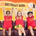Image for the Tweet beginning: DETROIT SUN FC FREE TICKET PROGRAM