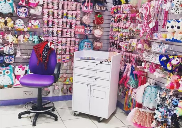 RIP Your Youth:Claire's Is Filing For B...