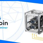 Image for the Tweet beginning: The #Skycoin #Skyminer is your