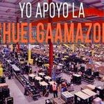 #HuelgaAmazon