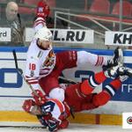 Image for the Tweet beginning: |HOKEJS| 2.kārta KHL izslēgšanas spēlēs tik
