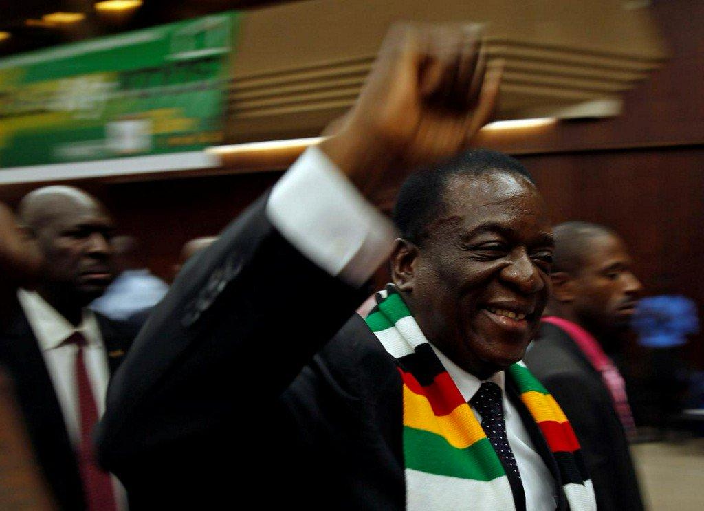 Zimbabwe changes law limiting majority o...