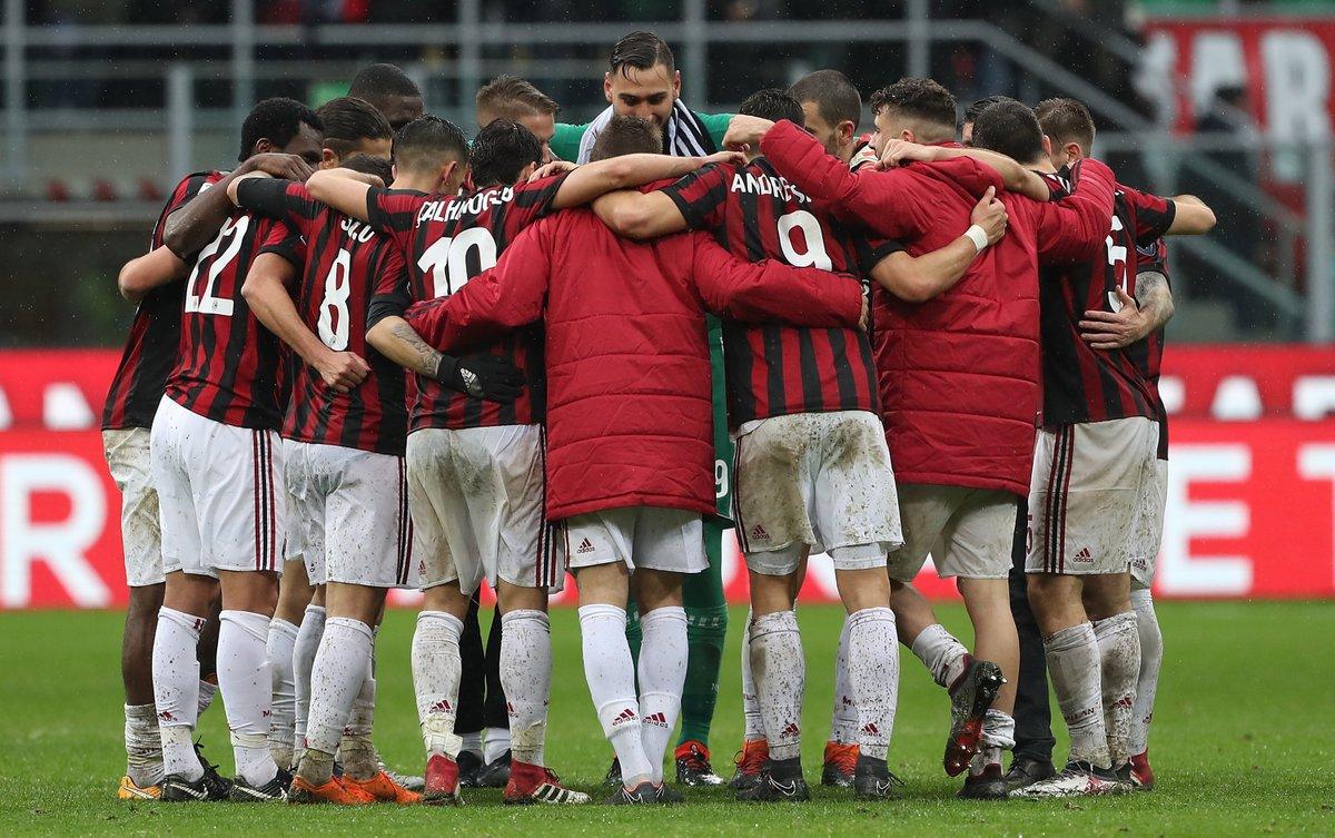 goo.gl/RhS5m3 - Menurut Montella Milan Punya Kans Masuk Liga Champions