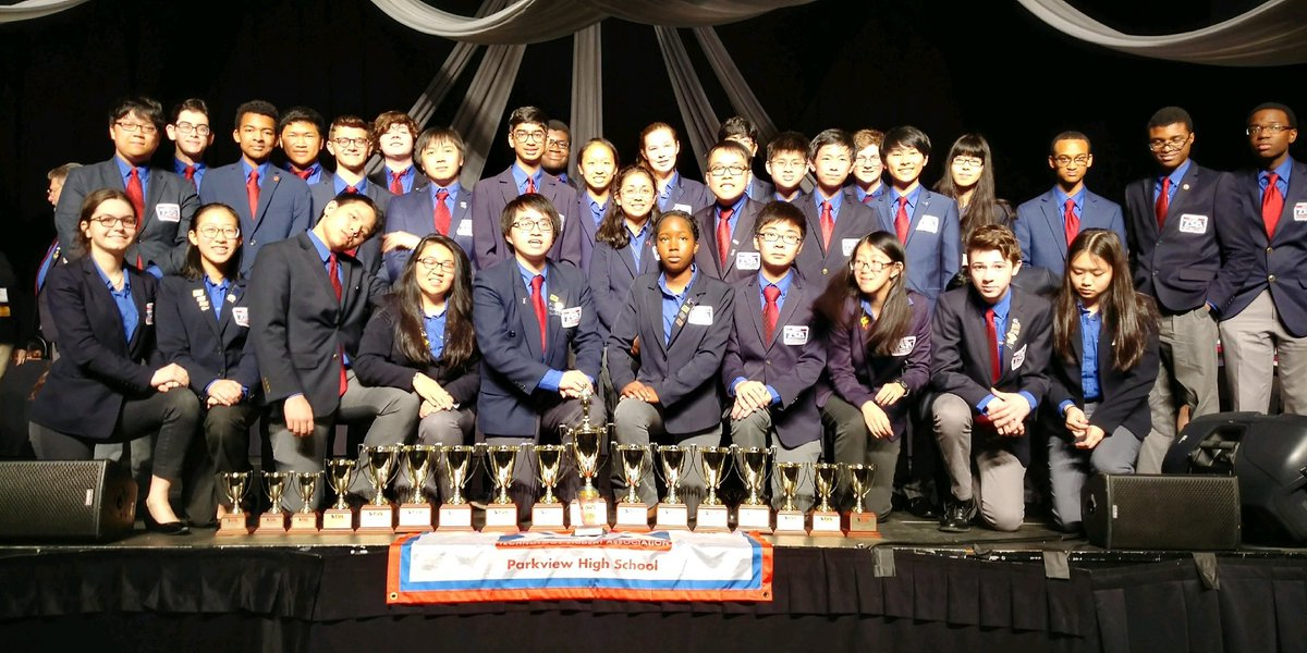 test Twitter Media - Congratulations to Parkview's TSA - 2018 State Champions https://t.co/MYB0RToYrS