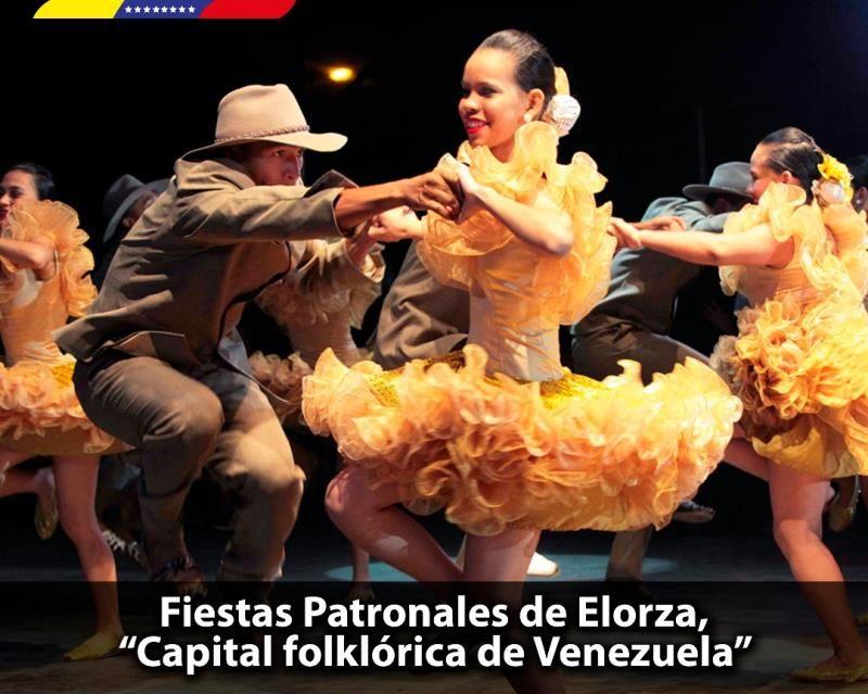 En honor a San José cada 19 de marzo la población de Elorza, capital folklórica de Venezuela, celebra sus fiestas patronales. Este Pueblo fue bautizado así en honor al prócer Andrés Elorza, quien batalló en el ejército Independentista.