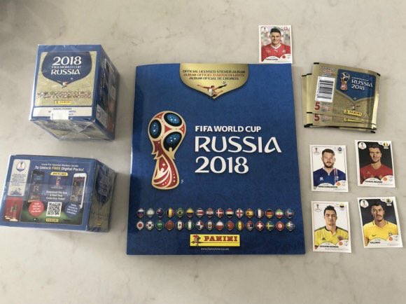 Album virtual de Panini + Promo Codes