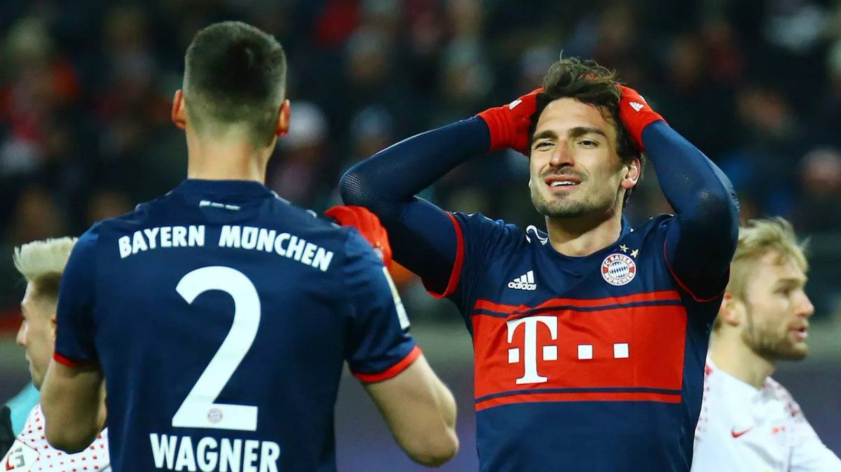 Leipzig defeat 'not a disaster' for #FCB...