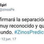 RT @zinosPe: Que los resultados hablen por sí solo...